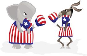 Trump, Hillary, politics