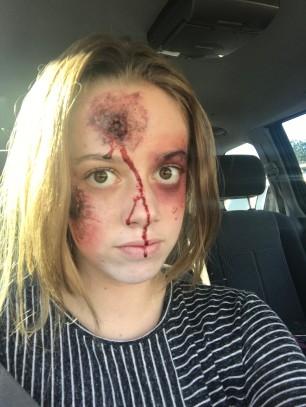 Mags makeup